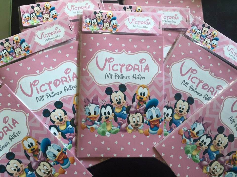 20 Libros Colorear Personalizados Souvenir Princesas Sofia