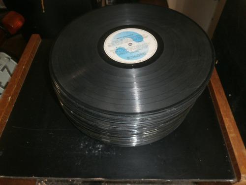 20 lps discos de vinil sem capa para decoração ou artesanato