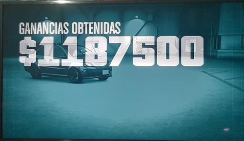20 millones gta v ps4