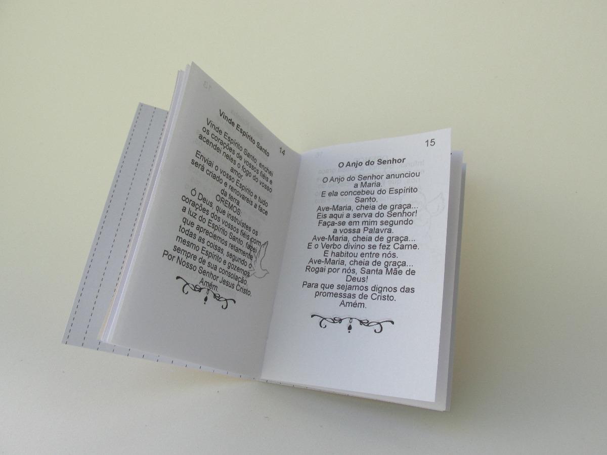 20 Mini Livros De Oracoes P Batizado Nascimento R 67 00 Em