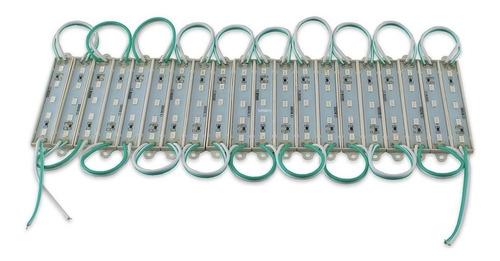 20 modulos 5 led 5050