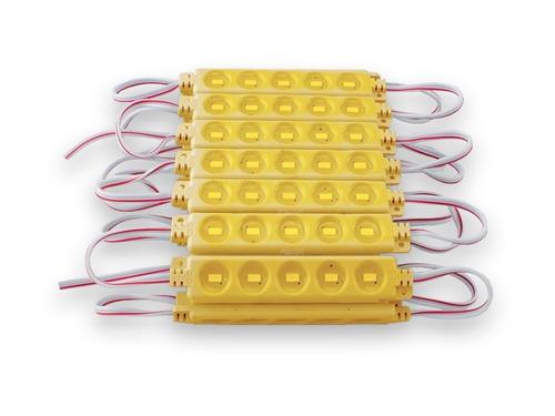 20 módulos de 5 led tipo encapsulado varios colores