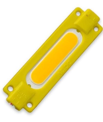 20 módulos tipo chip con led cob varios colores