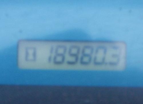 20) montacargas gas lp toyota 7fgu35 7700 lbs 2008
