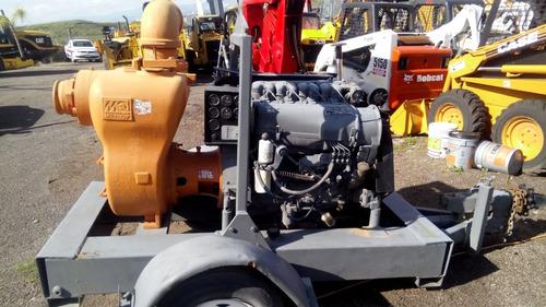 20) motobomba centrifuga multiquip