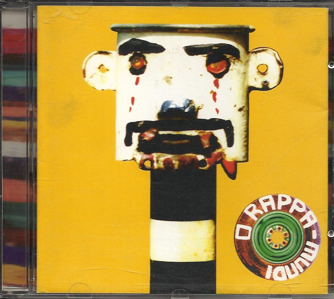 o cd rappa mundi 1996