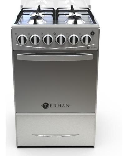 20% off cocina grill a gas terhan inoxidable encendido elect