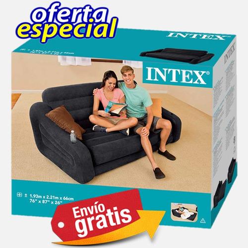 20% off sofacama intex sofa cama doble inflable +envio grati