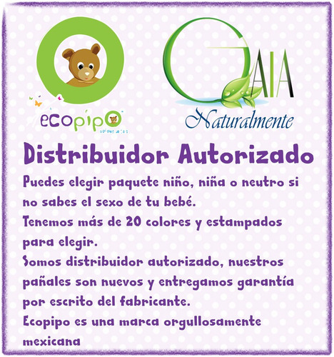 20 pack ecopipo estampados lisos deter rollos bolsa -12% msi