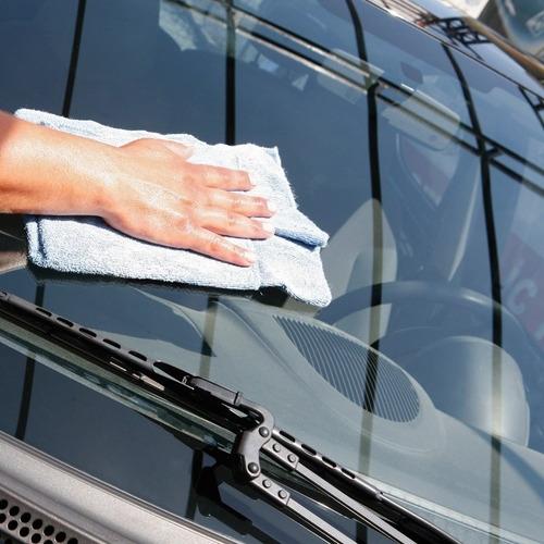 20 panos microfibra flanela lavagem carro seco encerar auto
