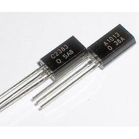 20 Par Transistor 2sc2383 / 2sa1013