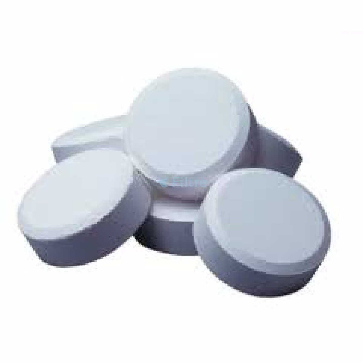 20 pastilha de cloro multicor 3x1 para piscina a granel for Piscina 6 x 3