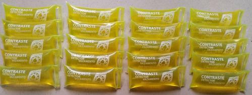 20 peça contraste uv detector vazamentos ar condicionado 8ml