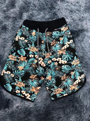 20 peças bermuda moleton modelo masculina shorts aca