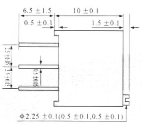 20 peças - trimpot 3296w 10k vertical multivoltas promoção