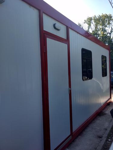 20 pies containers contenedor oficinas modulos habitables