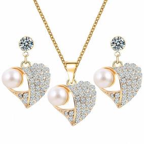 4c092e79de89 Diamantes Fake - Joyería Collares y Cadenas Perlas en Mercado Libre ...