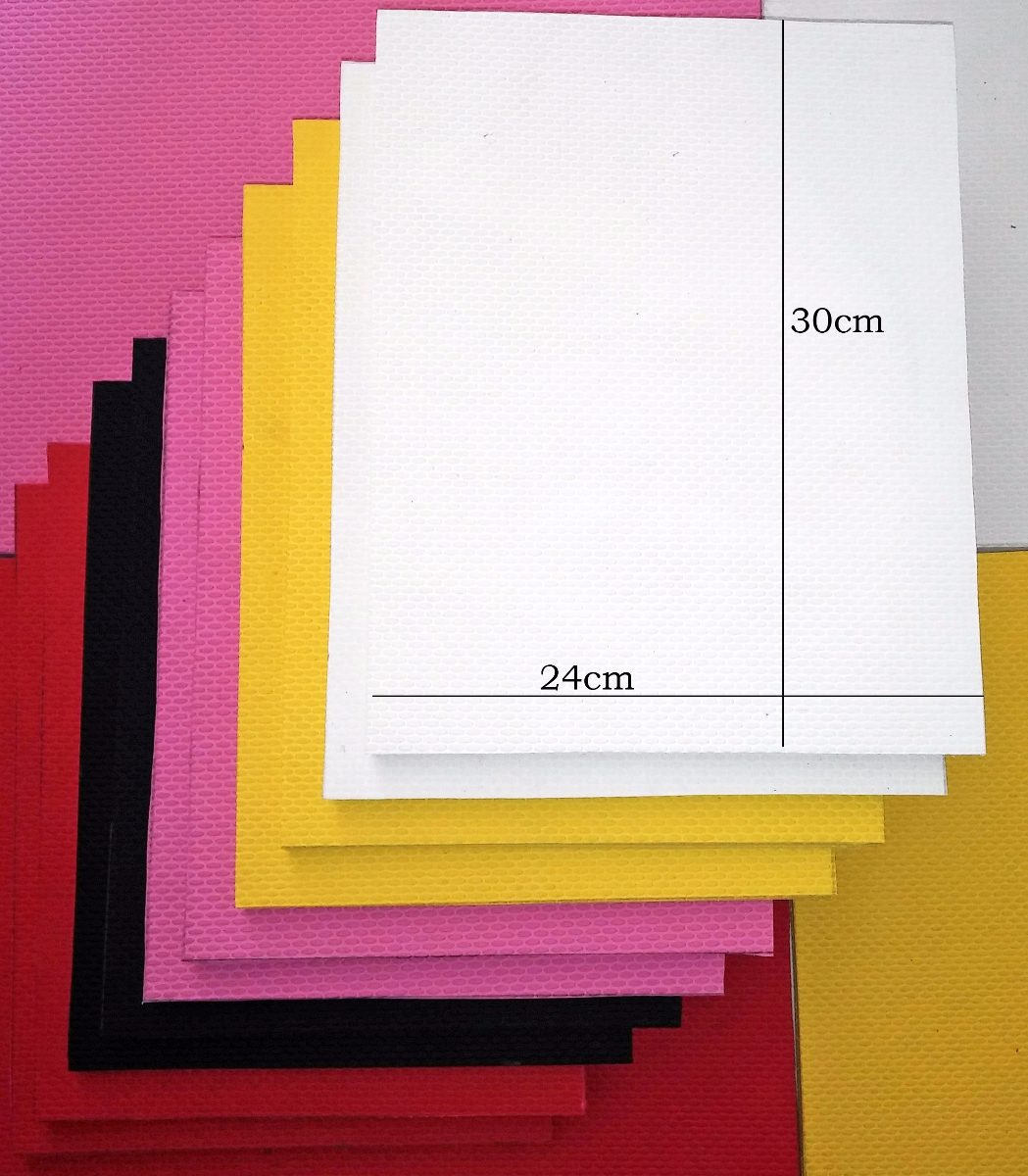 20 Placas De Borracha Para Chinelo 30x24cm - R  181,99 em Mercado Livre 9171309974