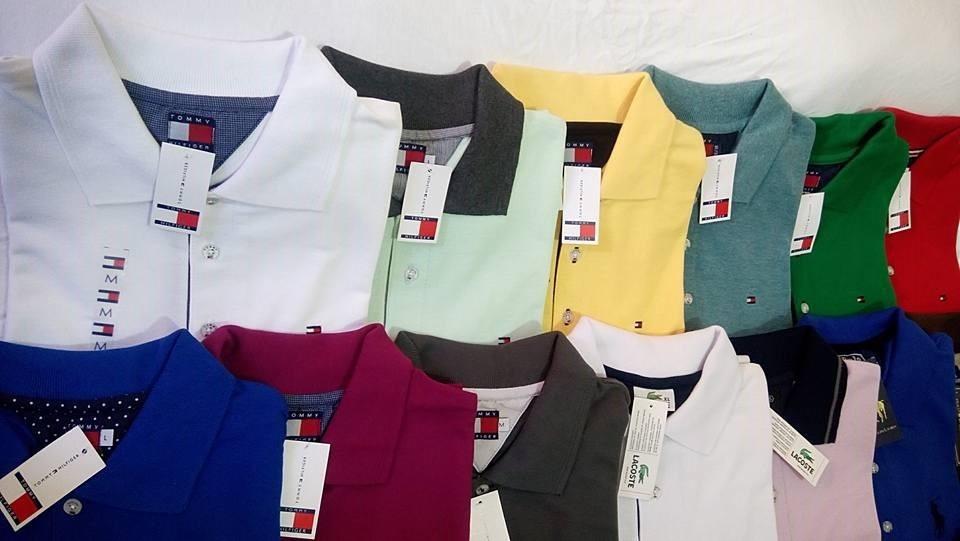 20 playeras tipo polo varias marcas bordado tallas a elegir. Cargando zoom. cc06a6b4cb950