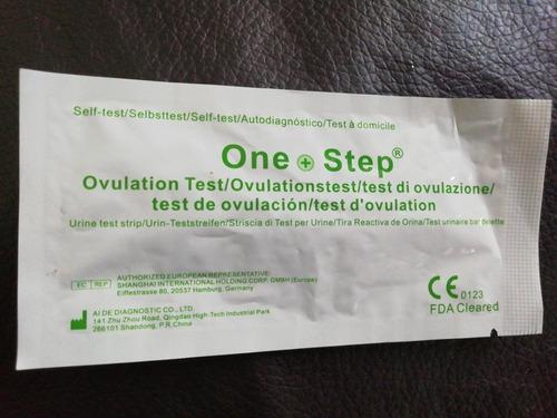 20 prueba de ovulacion alta sensibilidad