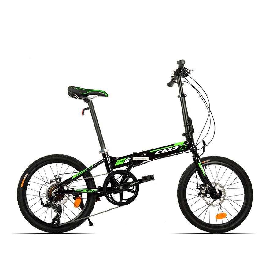 20 Pulgadas Bicicleta Plegable Bicicleta Plegable Mini Marco ...