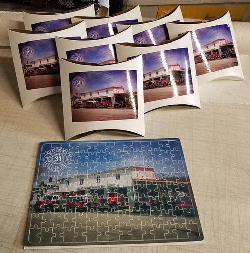 20 rompecabezas personalizado con tu foto o imagen 9 piezas