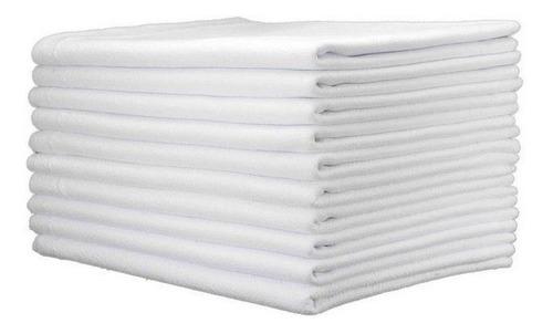 20 saco alvejado pano chão branco p/ limpeza preço  atacado