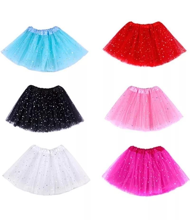 8de57a4225 20 Saia De Tule Adulto Com Brilho Glitter Carnaval 40cm R 34000