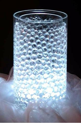 20 sobres hidrogel transparente bochas.tubos-15 años 2000 u