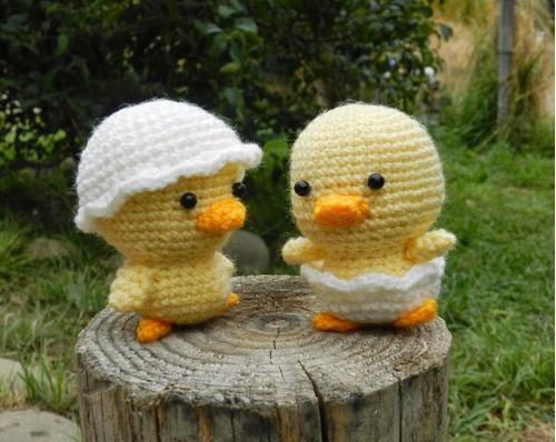 20 souvenirs animales tejidos a crochet