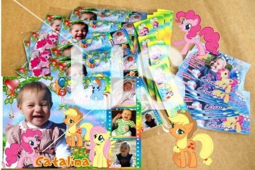 20 souvenirs tarjetas imantadas 10x15 + cuadro 30x40cm