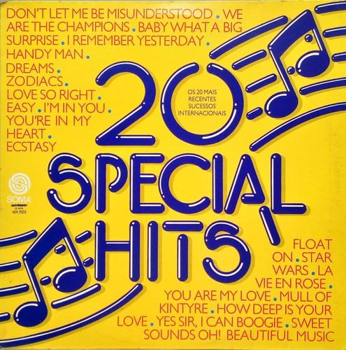 20 special hits lp 1978 coletãnea musica pop 70's 16795