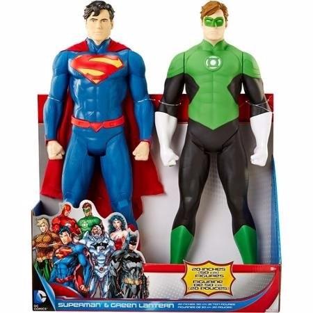 20  superman & green lantern combo