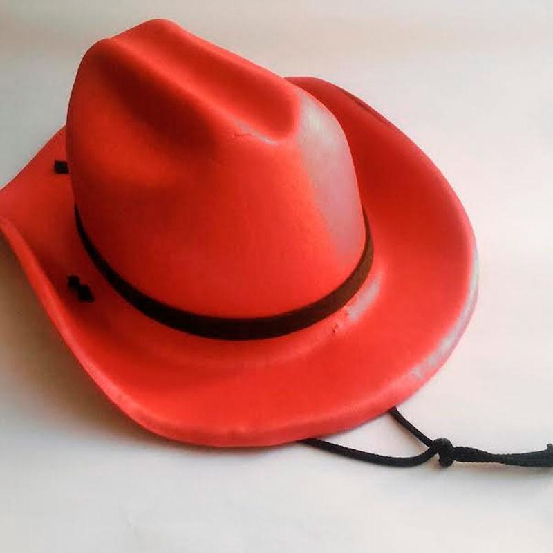 20 unidades chapéu cowboy eva adulto fabricação própria. Carregando zoom. 6667ac541f