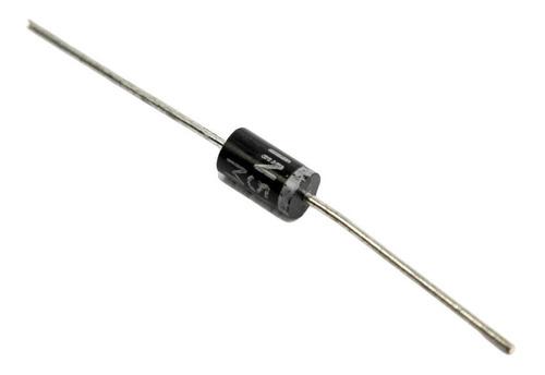 20 unidades diodo 1n5408 1n 5408 rectificador 3a 1000v