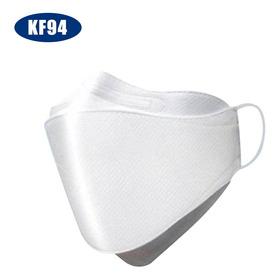 20 Unids Kf94 Máscara De Triple Filtro 94% De Filtración Ada