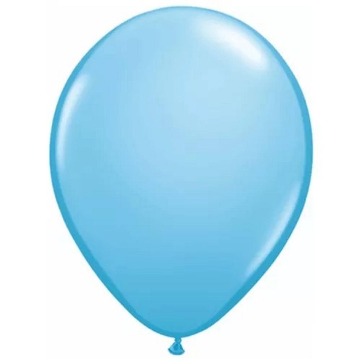 401728a711 200 Bexigas Numero 9 (todas Cores) Pic Pic Balões Azul Claro - R$ 59,90 em  Mercado Livre