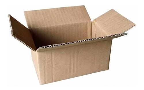 200 caixas de papelão 16x11x06 envio correios pac sedex