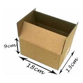 200 Caixas Papelão Mercado Envios Correio Pac Sedex 18x13x09