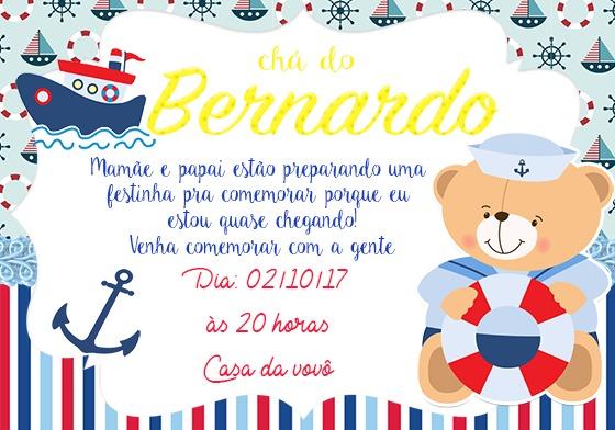 200 Convites Personalizados Chá De Bebê Ou Fraldas Barato R 5999