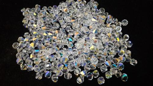 200 cristais balão preciosa 04mm boreal noivas bordados