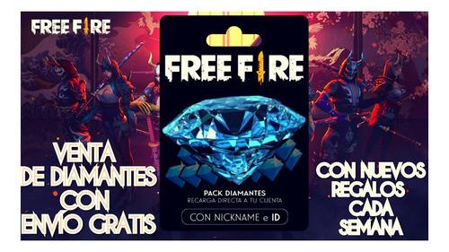 200 diamantes free fire más premios