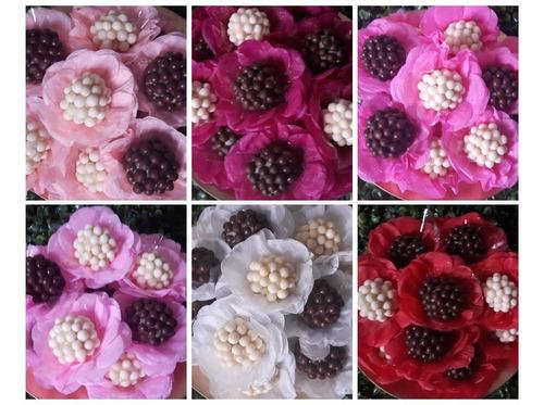 200 forminhas de doces finos  papel crepom pink varias cores