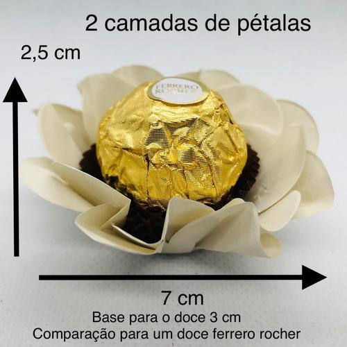 200 forminhas para doces finos + brinde 200 tapetinhos 7 cm