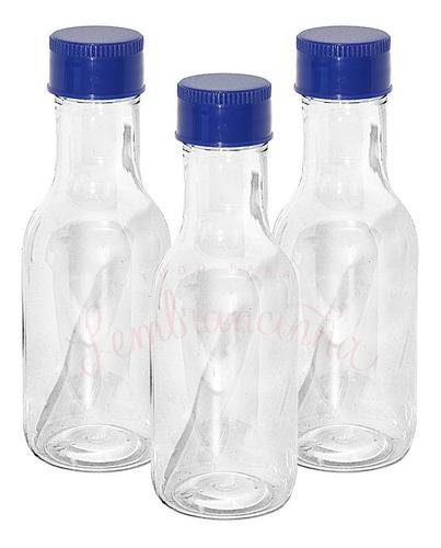 200 garrafinhas 50 ml tampa plástica - lembrancinha festas !