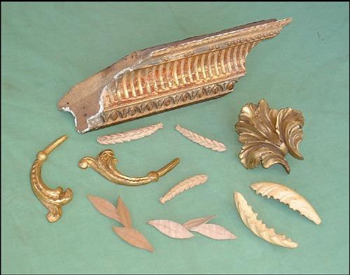 200 hojas oro  plata o cobre 1/2  lt pegamento  arte 16 x 16