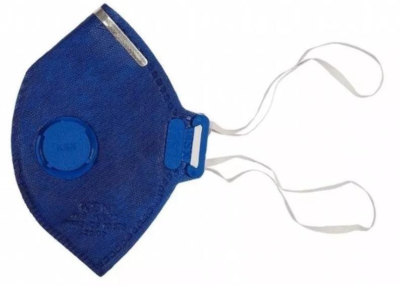 200 Mascara Ksn Pff2 C  Valvula + 150 Protetor Tipo Plug - R  506,50 ... 9ad8206b7e