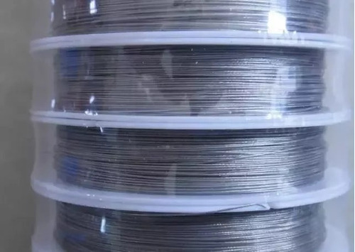 200 metros cabo de aço especial - montagem de lustres