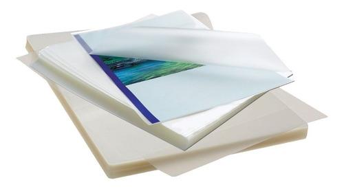 200 micas laminas termolaminadora plastificadora carta