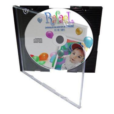 200 mídias cd ou dvd personalizado impressas e gravadas!